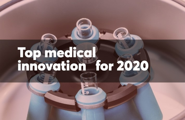 Top Medical Innovation for 2020